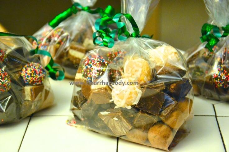 chocolate gifts for Christmas