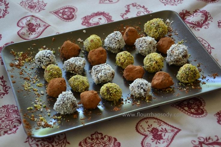 mascarpone chocolates
