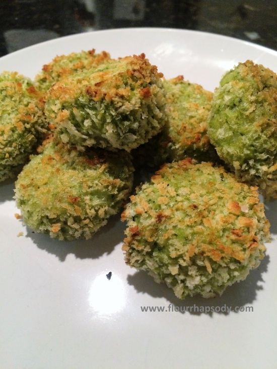 broccolini balls